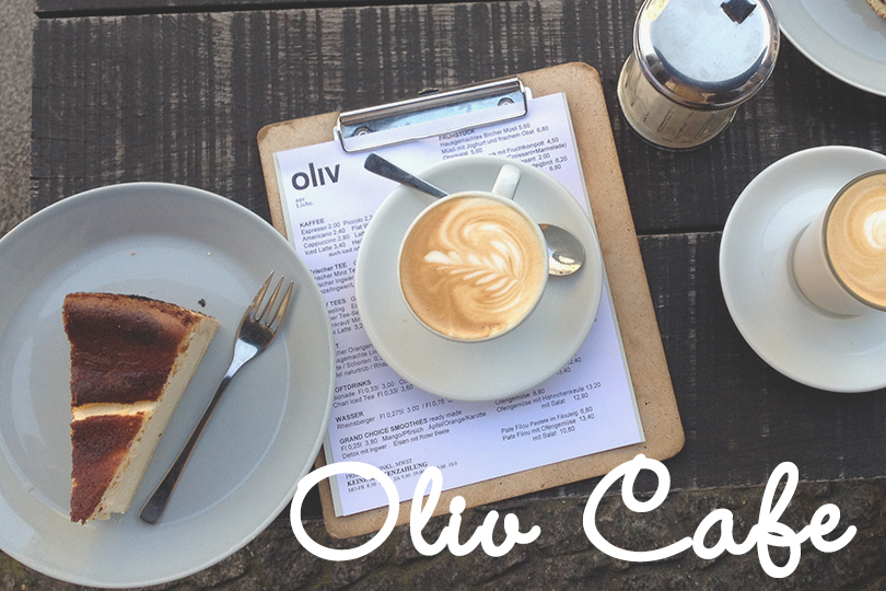 Cheese Cake Text - Oliv Cafe